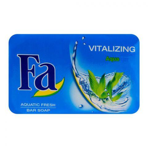 Fa Vitalizing Soap Aqua 175gm