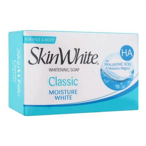 SkinWhite Classic Moisture Whitening Soap, 125g
