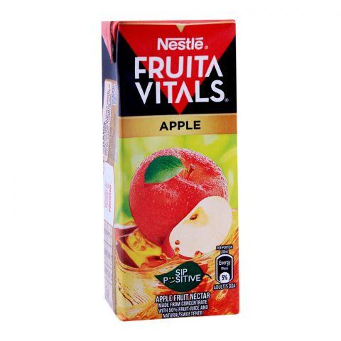 Nestle Fruita Vitals Apple Fruit Nectar 200ml