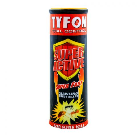 Tyfon Super Active Crawling Insect Killer Powder, 130g