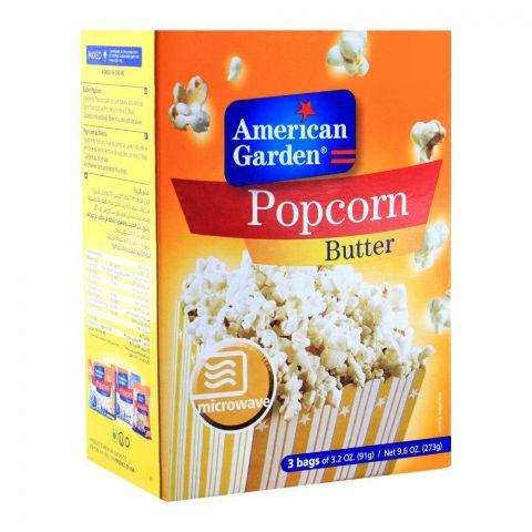 American Garden Butter Popcorn 297g