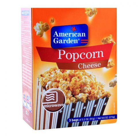 American Garden Cheese Popcorn 297g