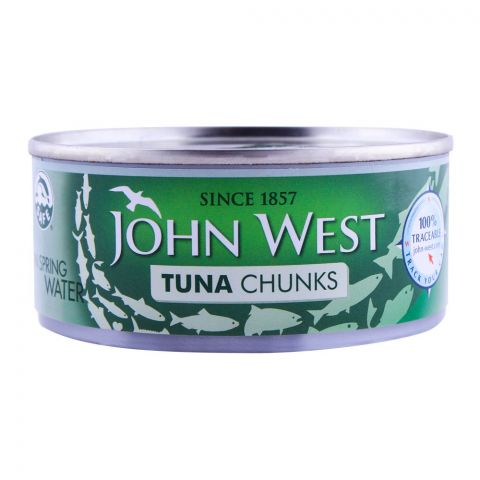 John West Tuna Chunks Spring Water 145g