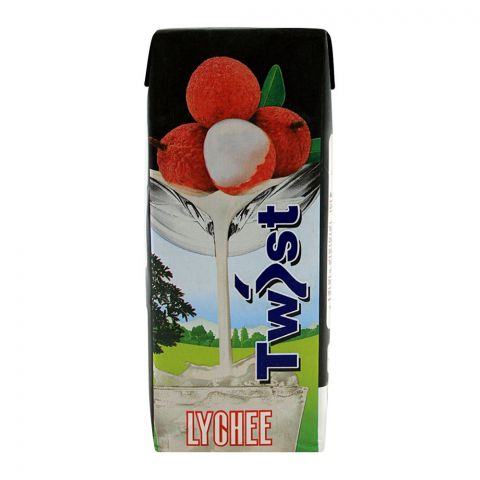 Shezan Twist Lychee Fruit Drink, 200ml
