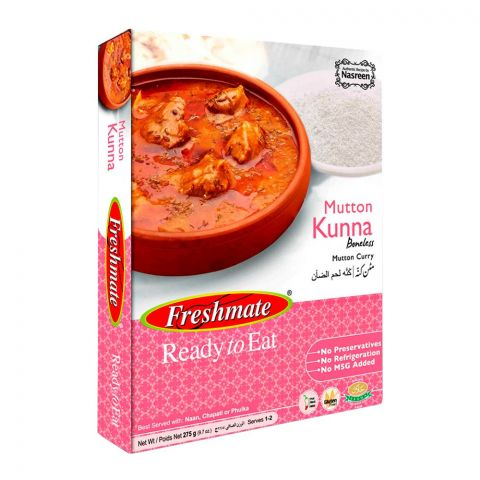 Freshmate Mutton Kunna 275gm