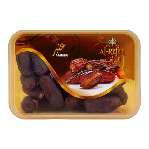 Al-Rafah Amber Dates, 400g