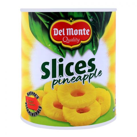 Delmonte Pineapple Slices 822g
