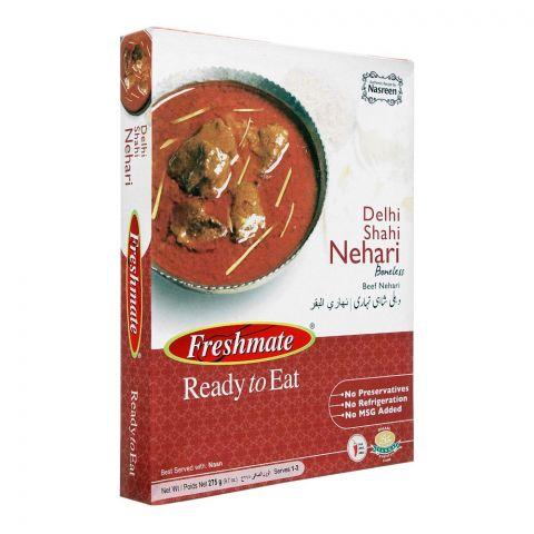 Freshmate Delhi Shahi Nehari, Boneless, 275g