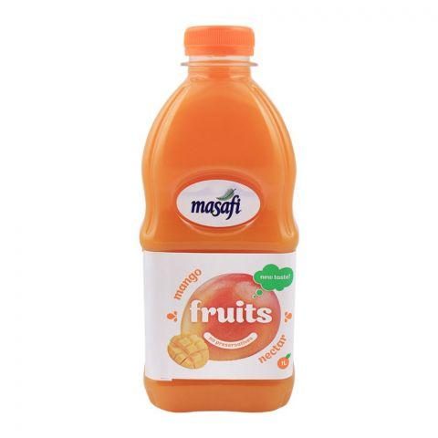 Masafi Mango Nectar, Bottle, 1 Liter