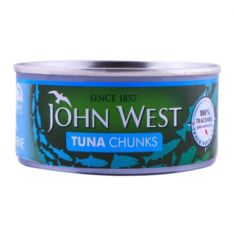 John West Tuna Chunks In Brine 145g