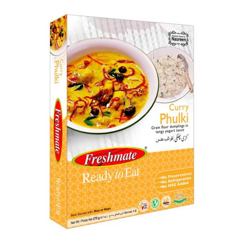Freshmate Curry Phulki 265gm