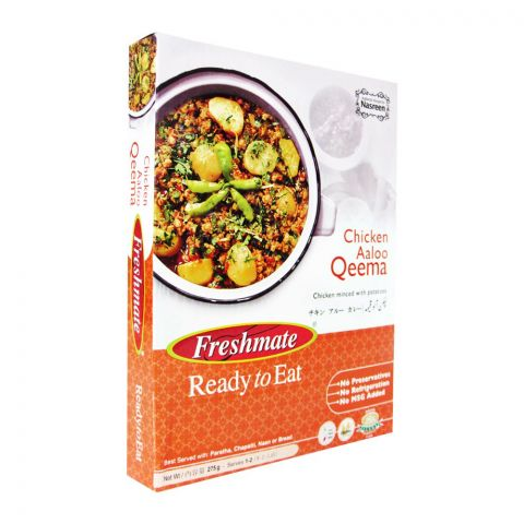 Freshmate Chicken Aalo Qeema 275gm