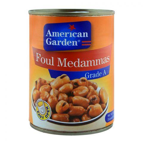 American Garden Foul Mudammas, Grade A, Tin, 400g