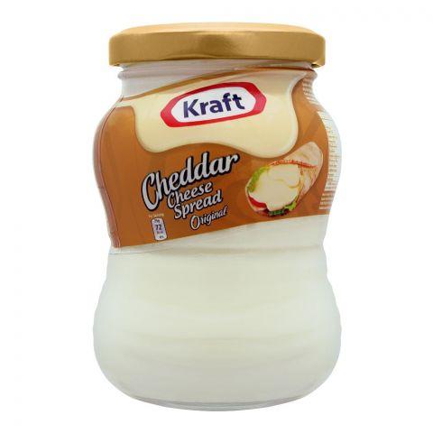 Kraft Cheddar Cheese Spread, Original, 230g