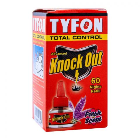 Tyfon Knock Out Mosquito Machine Refill