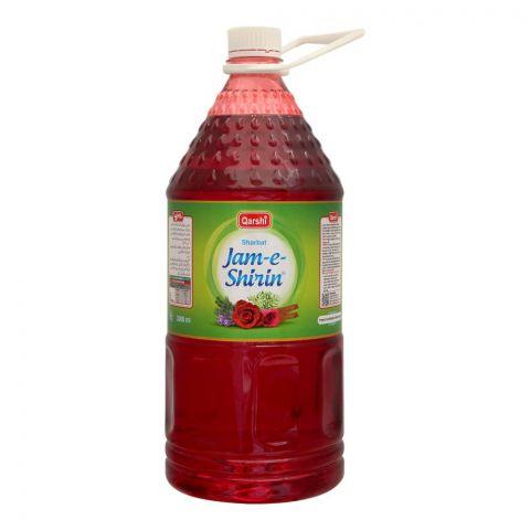 Qarshi Jam-E-Shirin Sharbat, 3 Liters