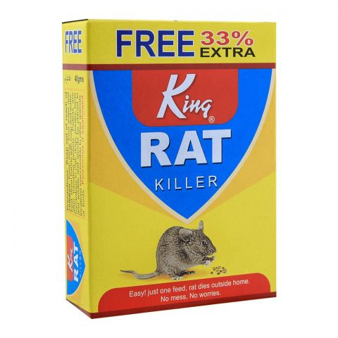 King Rat Killer 40g