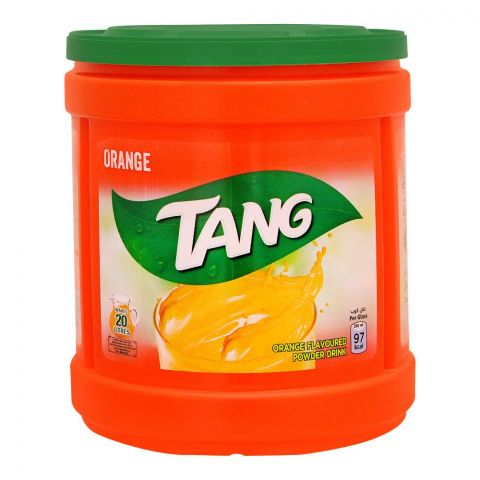 Tang Orange 2.5 KG Imported Tub