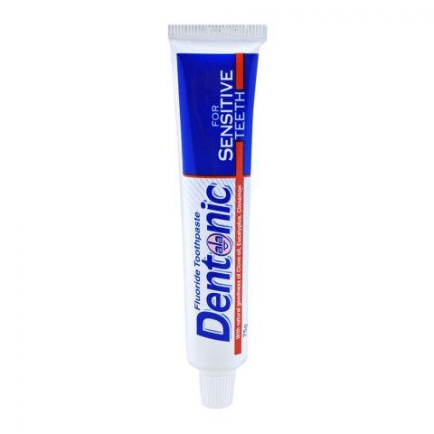 Dentonic Fluoride For Sensitive Teeth Toothpaste, 75g