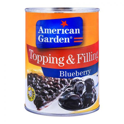 American Garden Blueberry Topping & Filling 595g