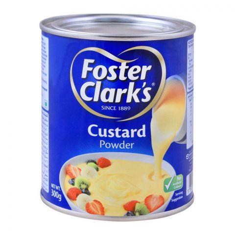 Foster Clarks Custard Powder, 300g, Tin