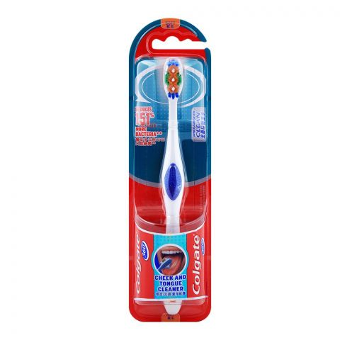 Colgate 360 Degree Whole Mouth Clean Soft Toothbrush