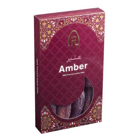 Al-Rafah Amber Dates, 250g