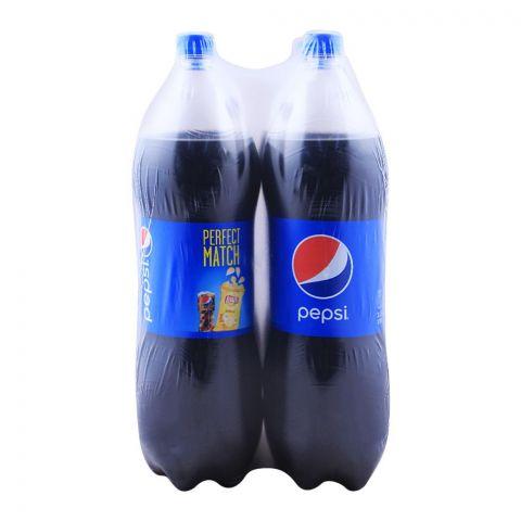 Pepsi 2.25 Liters, 4 Pieces