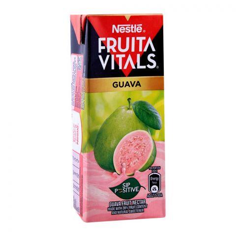 Nestle Fruita Vitals Guava Fruit Nectar 200ml