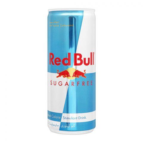 Red Bull, Sugar Free, 250ml