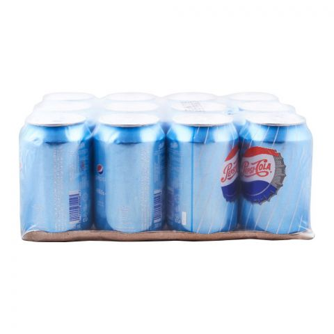 Pepsi Local Can (Local) 300ml, 12 Pieces