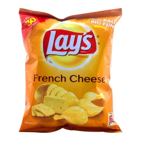 Lay's French Cheese Potato Chips 40g