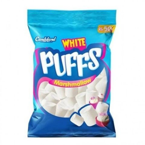 Candyland Party Puffs Marshmallow, 135g