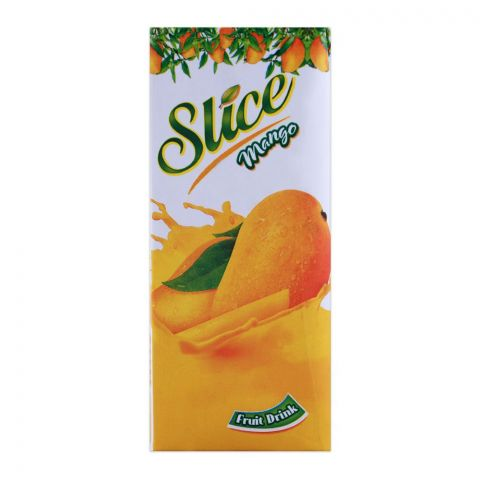 Slice Mango Juice 200ml, Tetra Pack