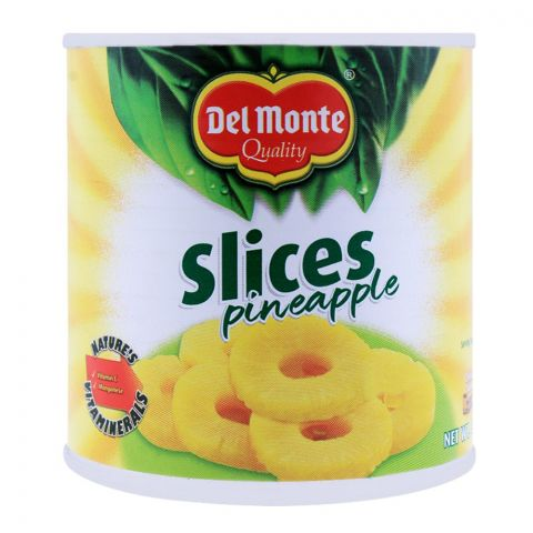 Delmonte Pineapple Slices 432g