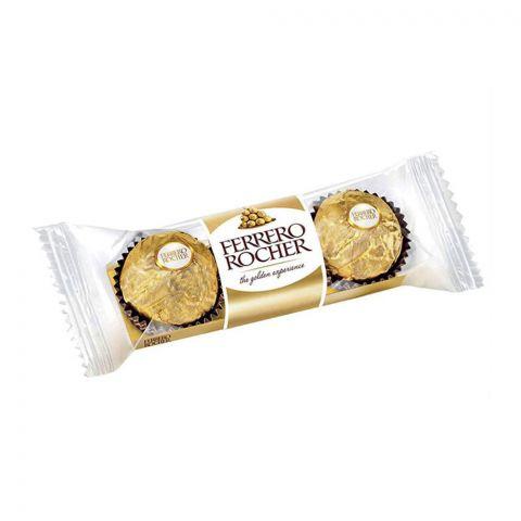 Ferrero Rocher Chocolate T3, 37.5g
