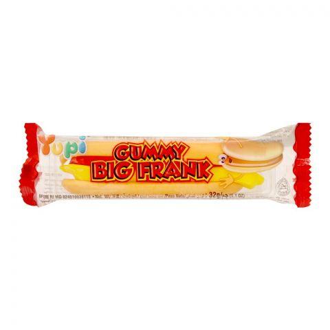 Yupi Gummy Big Frank, 1 Count, 32g