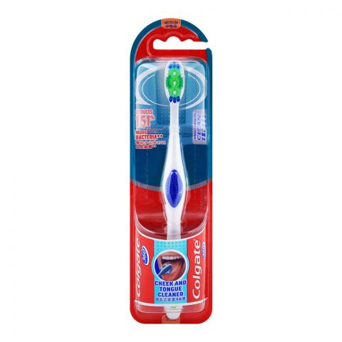 Colgate 360 Degree Whole Mouth Clean Medium Toothbrush