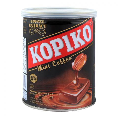 Kopiko Mini Coffee Candy 150g Tin