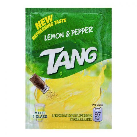 Tang Lemon & Pepper Sachet 25g
