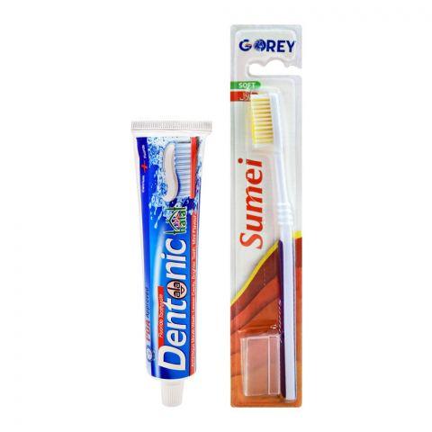 Dentonic Fluoride Toothpaste, 125g