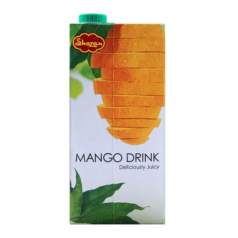 Shezan Mango Fruit Drink, 1 Liter