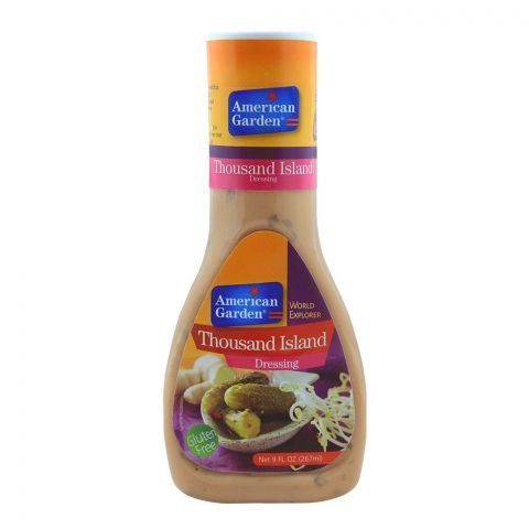 American Garden Thousand Island Dressing 9oz/267ml