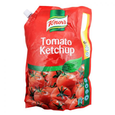 Knorr Ketchup, 4 KG, Pouch