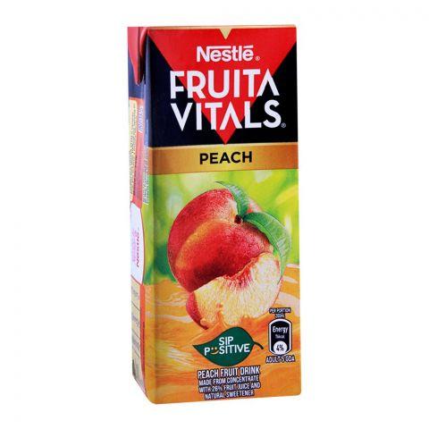 Nestle Fruita Vitals Peach Fruit Nectar 200ml