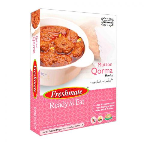 Freshmate Mutton Qorma 275gm
