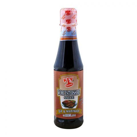 Key Brand Worcestershire Sauce 300ml
