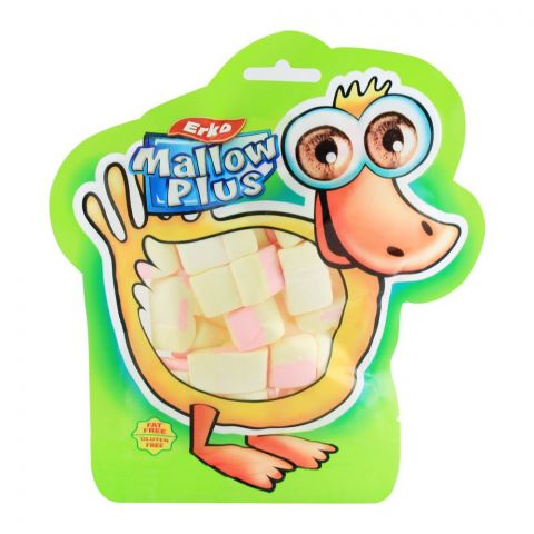 Erko Mallow Plus Marshmallow, 45g