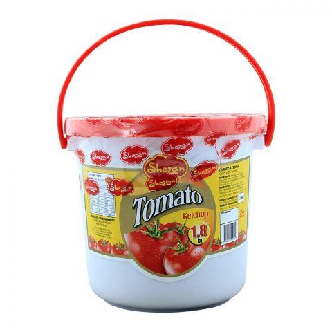 Shezan Tomato Ketchup Bucket, 1.8 KG