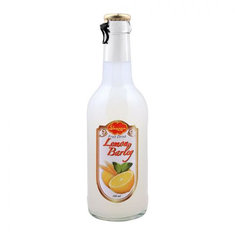 Shezan Lemon Barley Fruit Drink, 300ml